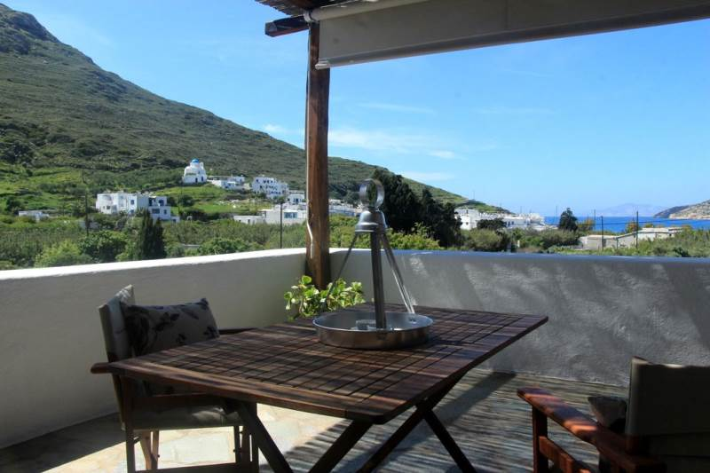 House for rent, at the area Katapola of Amorgos island