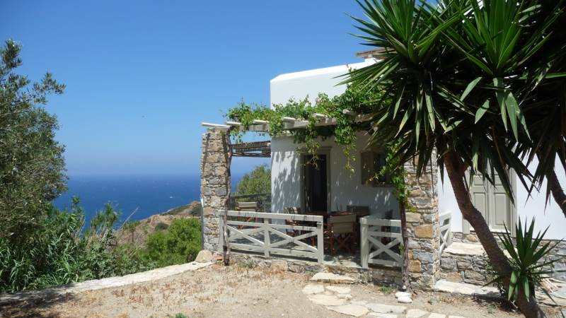 House for rent at the area Lefkes Katapola of Amorgos island