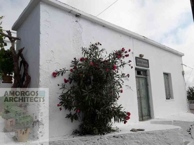 (For Sale) Residential Detached house || Cyclades/Amorgos - 137 Sq.m, 80.000€