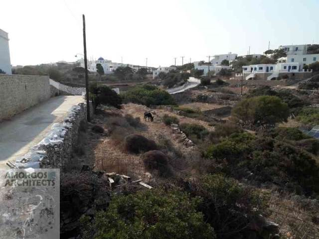 (For Sale) Land Plot || Cyclades/Amorgos - 1.400 Sq.m