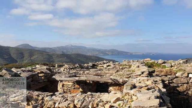 (For Sale) Land Agricultural Land  || Cyclades/Amorgos - 4.028 Sq.m, 20.000€
