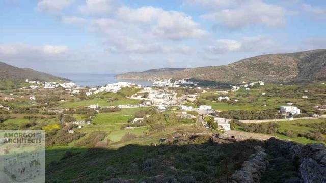 (For Sale) Land Agricultural Land  || Cyclades/Amorgos - 24.693 Sq.m, 60.000€