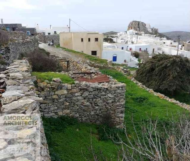 (For Sale) Land Plot || Cyclades/Amorgos - 218 Sq.m, 80.000€
