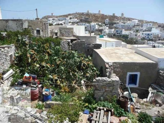 (For Sale) Land Plot || Cyclades/Amorgos - 136 Sq.m, 60.000€