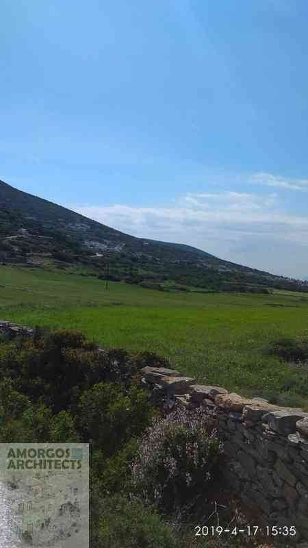 (For Sale) Land Agricultural Land  || Cyclades/Amorgos - 4.000 Sq.m, 50.000€