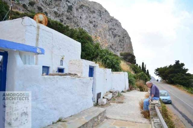 (For Sale) Residential Detached house || Cyclades/Amorgos - 80 Sq.m, 80.000€