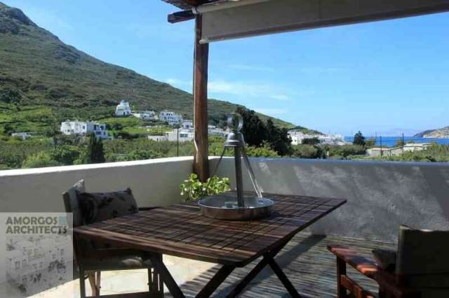 (For Rent) Residential Apartment || Cyclades/Amorgos - 75 Sq.m