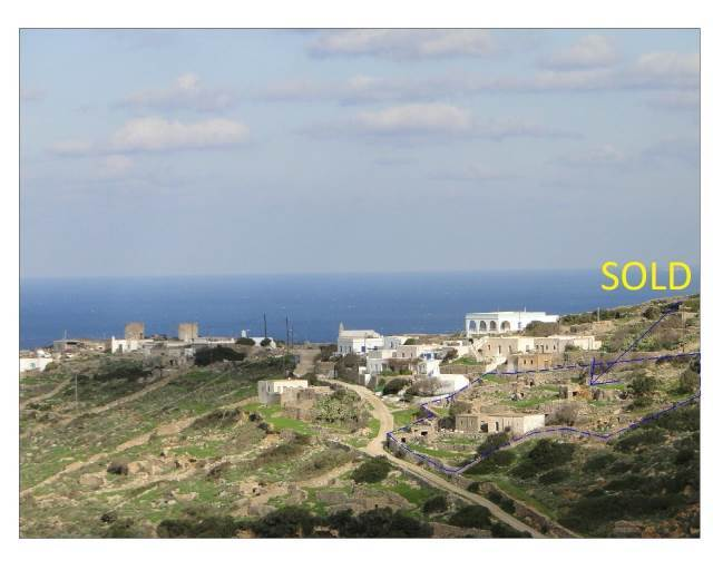 (For Sale) Residential Residence complex || Cyclades/Amorgos - 78 Sq.m, 60.000€