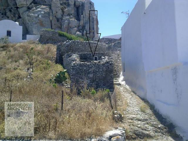 (For Sale) Residential Detached house || Cyclades/Amorgos - 50 Sq.m, 45.000€