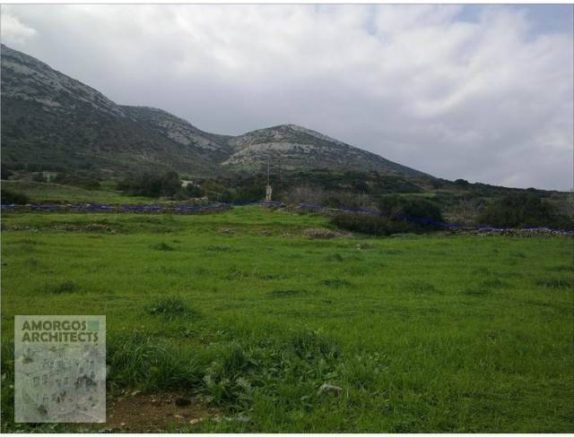 (For Sale) Land Agricultural Land  || Cyclades/Amorgos - 4.615 Sq.m, 45.000€
