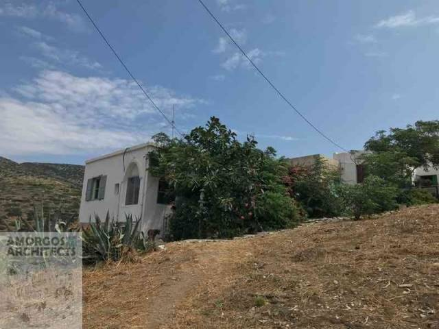 (For Sale) Residential Detached house || Cyclades/Amorgos - 65 Sq.m, 130.000€