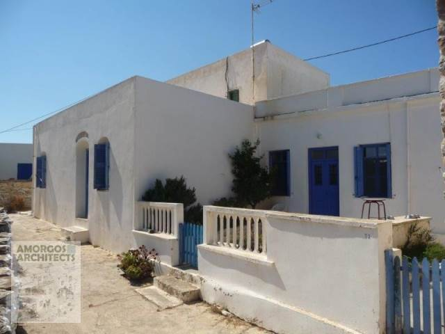 (For Sale) Residential Residence complex || Cyclades/Amorgos - 200 Sq.m