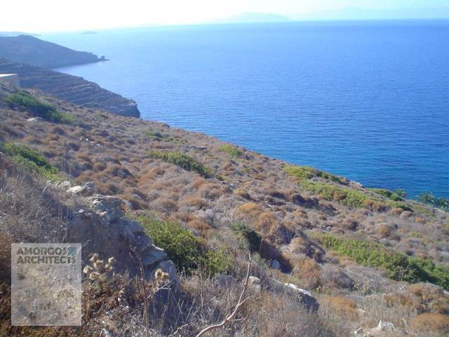 (For Sale) Land Agricultural Land  || Cyclades/Amorgos - 5.000 Sq.m, 50.000€