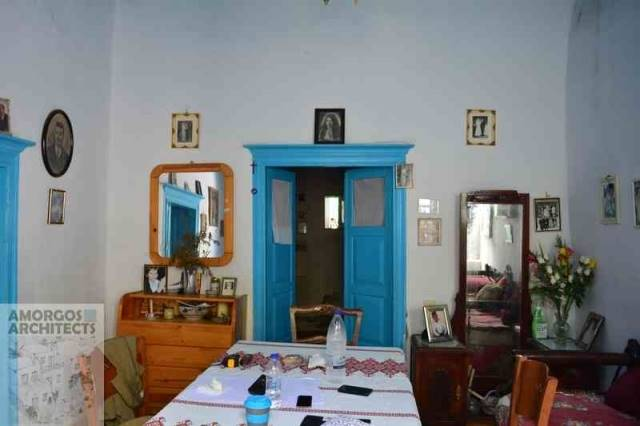 (For Sale) Residential Detached house || Cyclades/Amorgos - 115 Sq.m, 180.000€