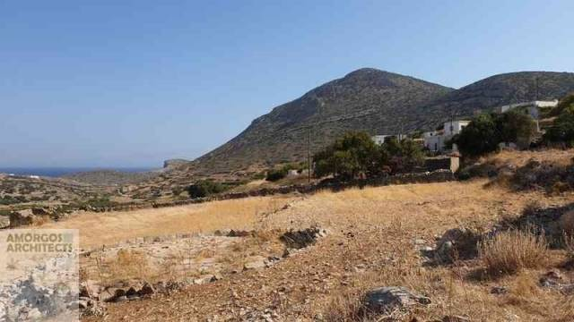 (For Sale) Land Large Land  || Cyclades/Amorgos - 6.600 Sq.m, 35.000€