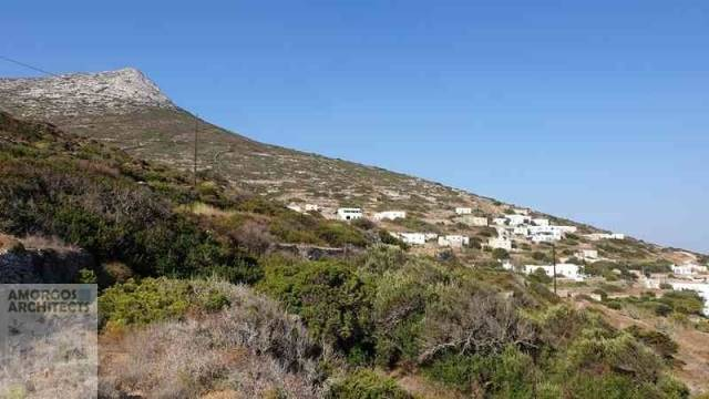 (For Sale) Land Agricultural Land  || Cyclades/Amorgos - 2.000 Sq.m, 8.000€