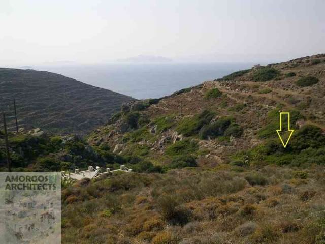 (For Sale) Land Agricultural Land  || Cyclades/Amorgos - 5.816 Sq.m, 180.000€