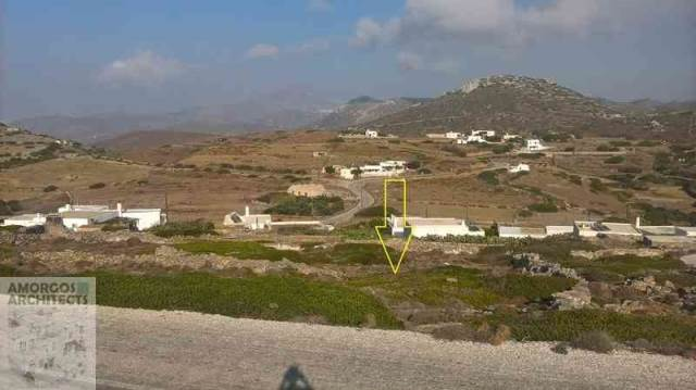 (For Sale) Land Plot || Cyclades/Amorgos - 311 Sq.m, 25.000€