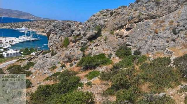 (For Sale) Land Agricultural Land  || Cyclades/Sxoinousa-Mikres Cyclades - 1.312 Sq.m, 30.000€