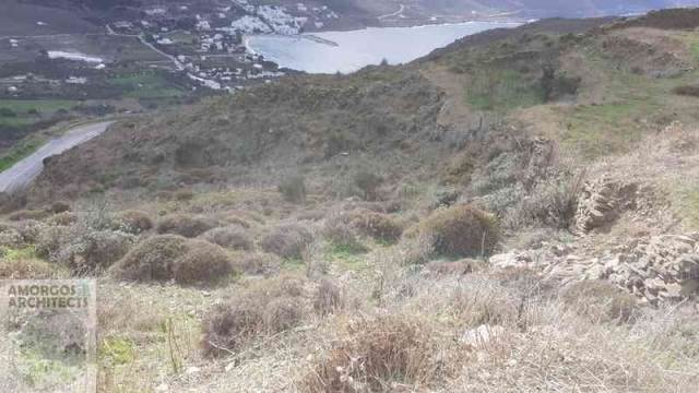(For Sale) Land Agricultural Land  || Cyclades/Amorgos - 4.000 Sq.m, 110.000€