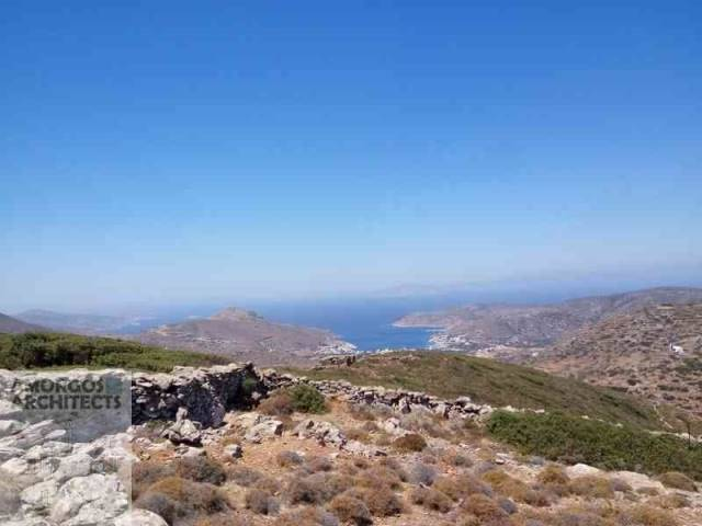 (For Sale) Land Agricultural Land  || Cyclades/Amorgos - 4.030 Sq.m, 79.000€