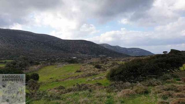 (For Sale) Land Agricultural Land  || Cyclades/Amorgos - 6.186 Sq.m, 25.000€