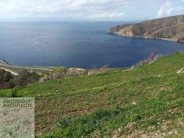 (For Sale) Land Plot wIthin Settlement || Cyclades/Amorgos - 500 Sq.m, 85.000€