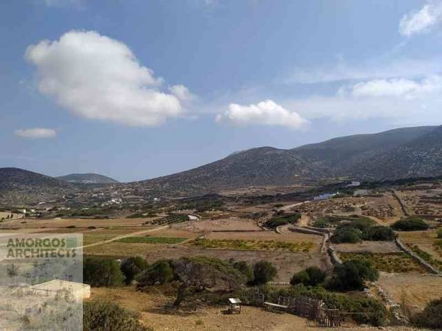 (For Sale) Land Agricultural Land  || Cyclades/Amorgos - 4.206 Sq.m, 35.000€
