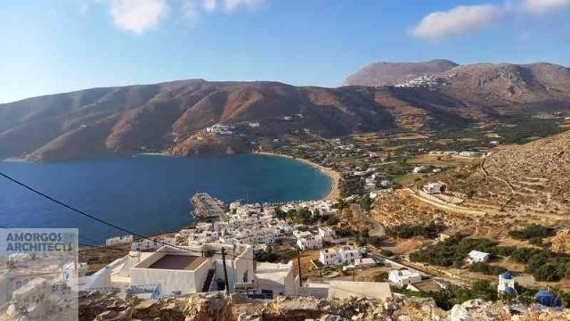(For Sale) Land Plot wIthin Settlement || Cyclades/Amorgos - 231 Sq.m, 50.000€