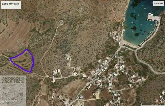 (For Sale) Land Agricultural Land  || Cyclades/Irakleia-Mikres Cyclades - 6.362 Sq.m, 60.000€