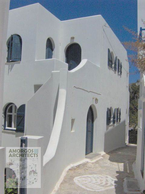 (For Sale) Residential Residence complex || Cyclades/Amorgos - 199 Sq.m, 3 Bedrooms, 330.000€