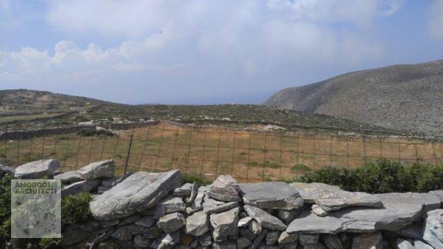 (For Sale) Land Agricultural Land  || Cyclades/Amorgos - 4.272 Sq.m, 25.000€
