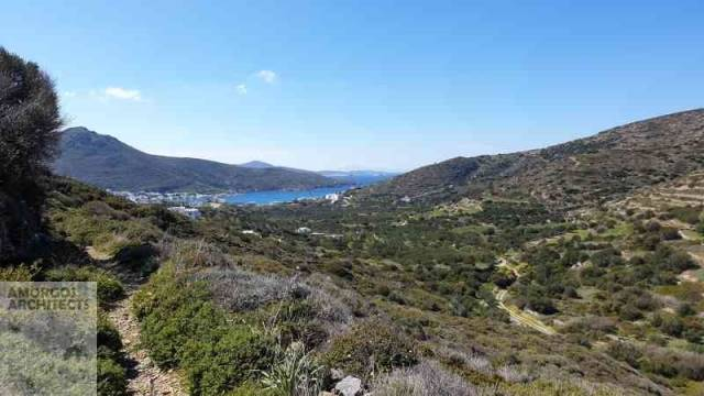 (For Sale) Land Agricultural Land  || Cyclades/Amorgos - 4.500 Sq.m, 80.000€