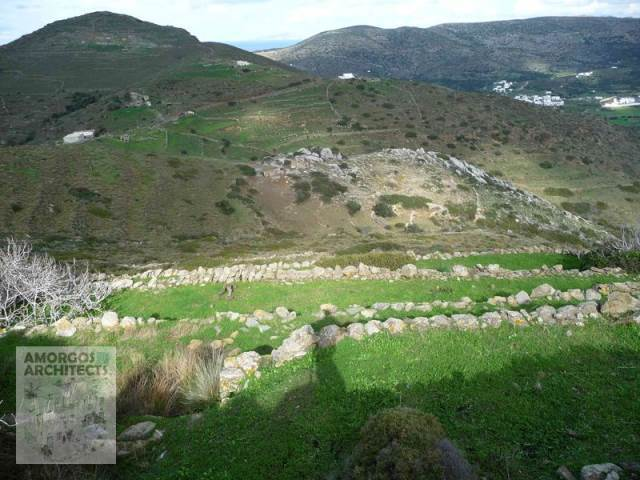 (For Sale) Land Agricultural Land  || Cyclades/Amorgos - 6.150 Sq.m, 25.000€