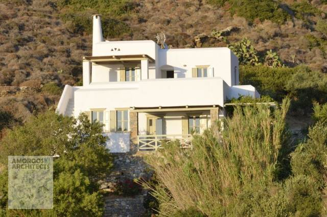 (For Rent) Residential Villa || Cyclades/Amorgos - 128 Sq.m, 3 Bedrooms