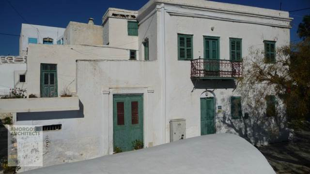 (For Sale) Residential Building || Cyclades/Amorgos - 274 Sq.m