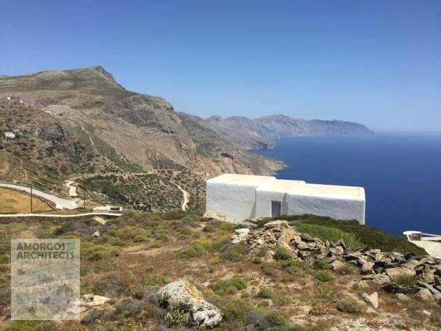 (For Sale) Residential Villa || Cyclades/Amorgos - 112 Sq.m